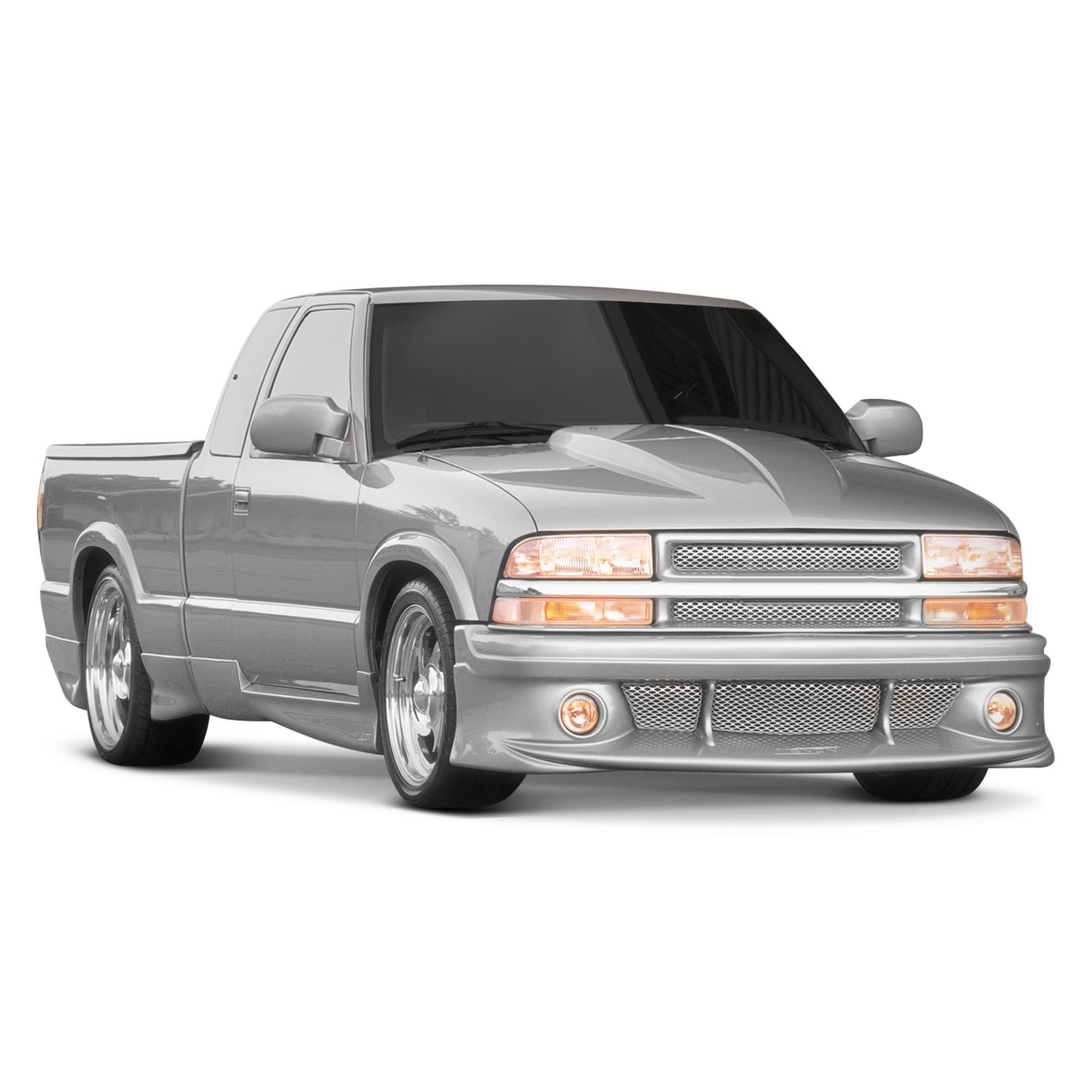 Oncar on Chevy S10 Bed Length