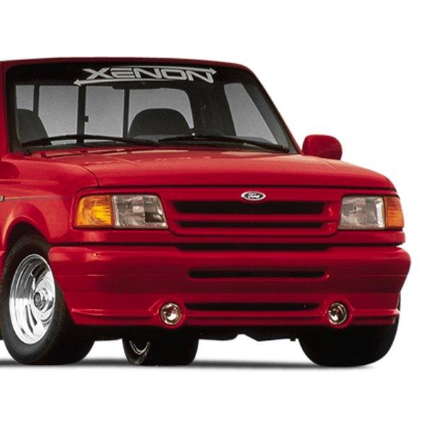 xenon ford ranger 1997 custom style bumper cover. Black Bedroom Furniture Sets. Home Design Ideas