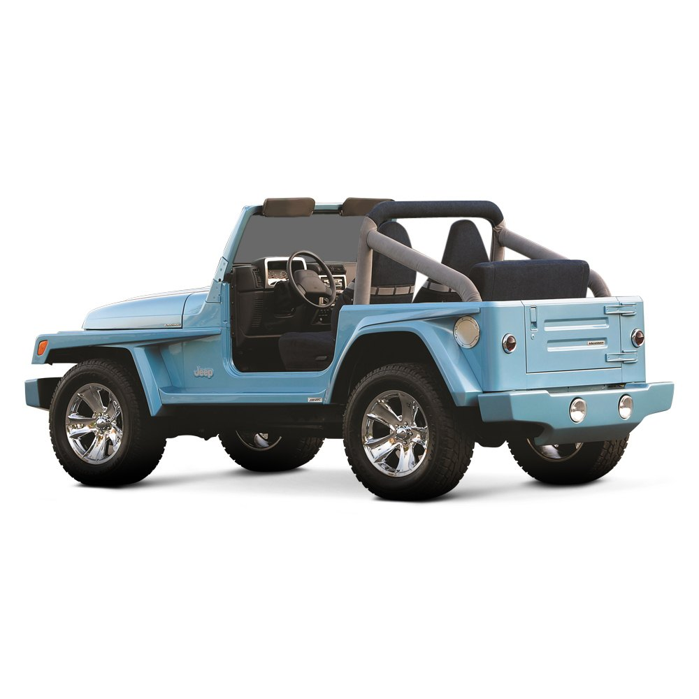 xenon jeep wrangler tj body code 2004 2006 wrangler style bumper covers. Black Bedroom Furniture Sets. Home Design Ideas