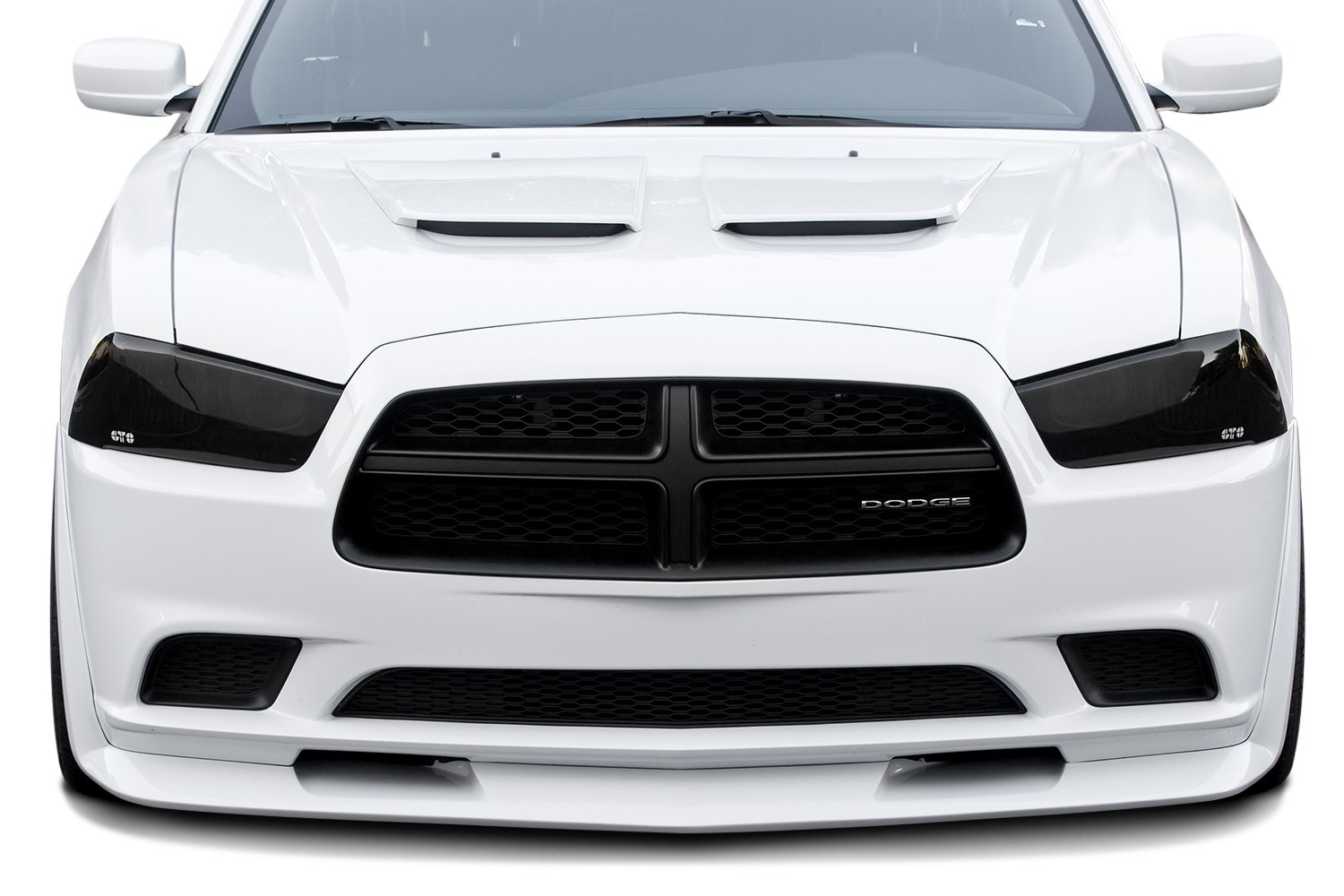 xenon body kit on dodge charger