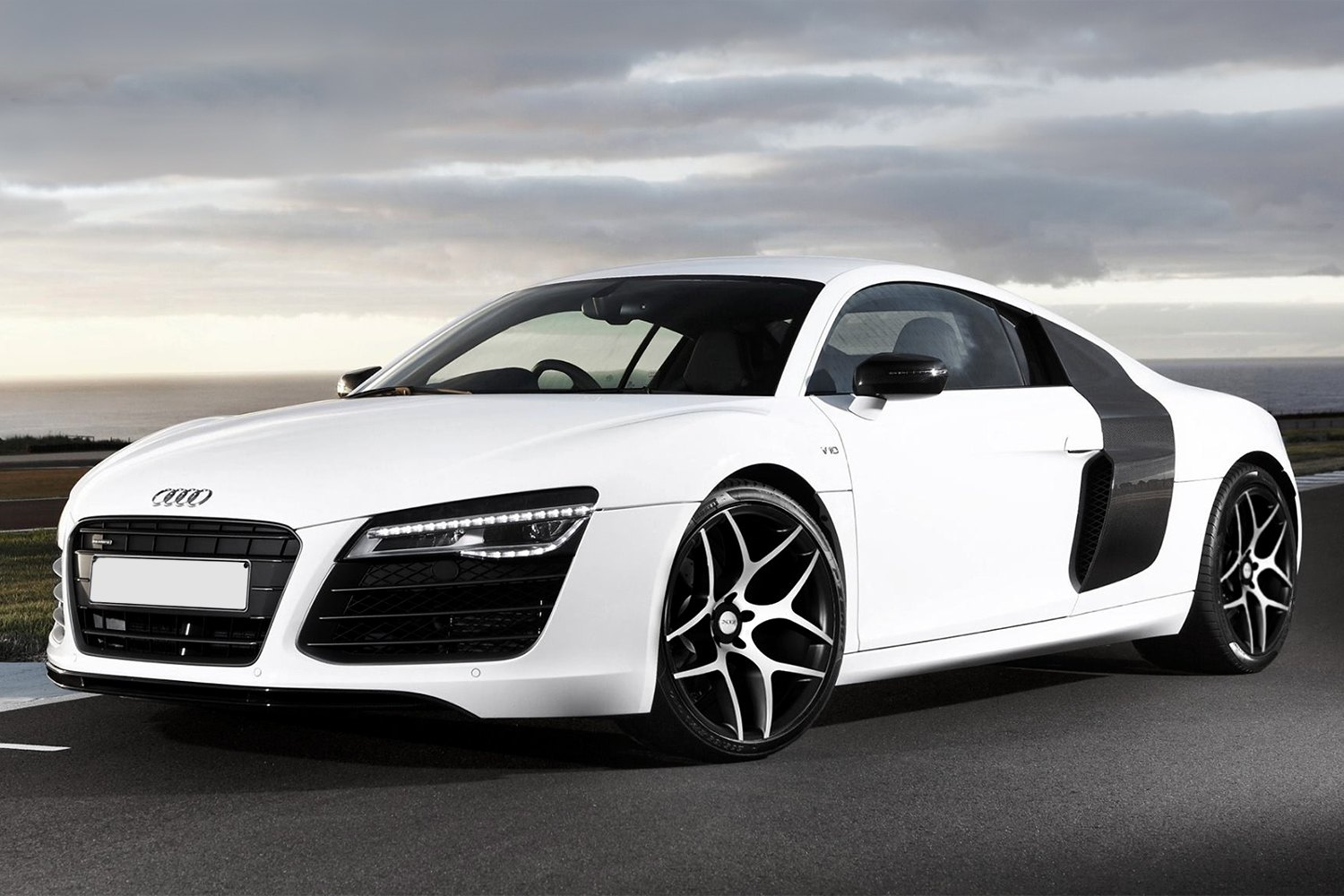 Audi r8 matte black photography images amp pictures becuo