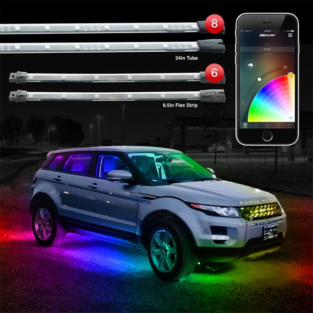 XKchrome App Control Multicolor LED Underbody