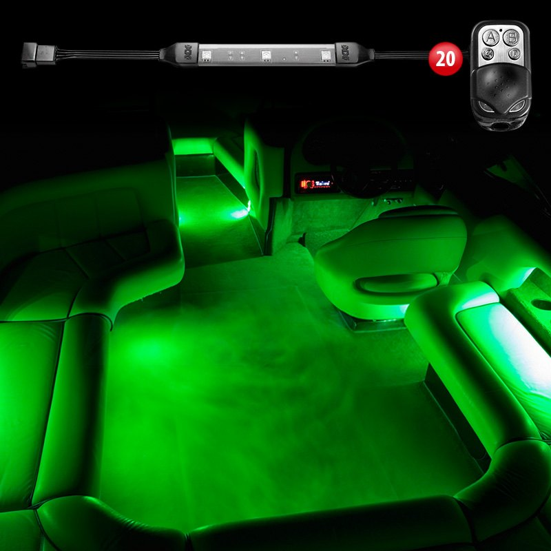 Xkglow Boat Interior Accent Led Light Kit With Remote Control