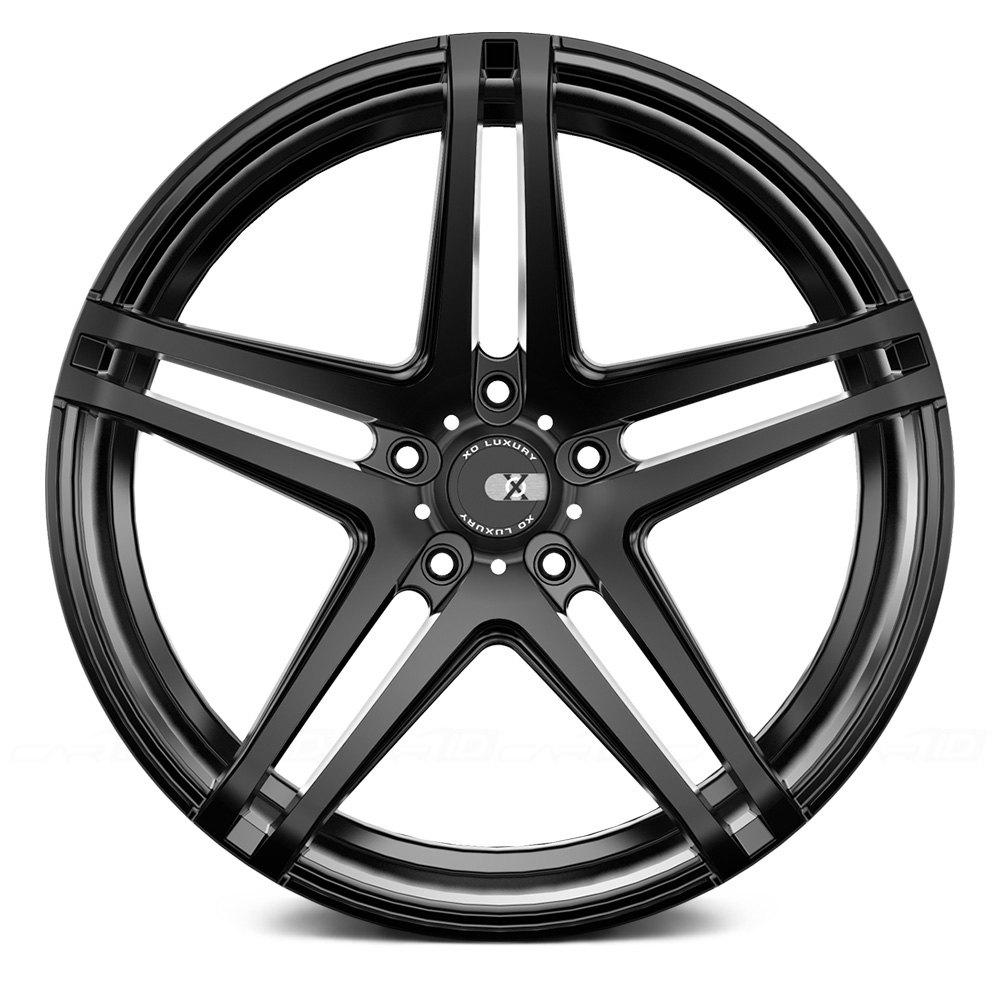xo caracas wheels matte black rims. Black Bedroom Furniture Sets. Home Design Ideas