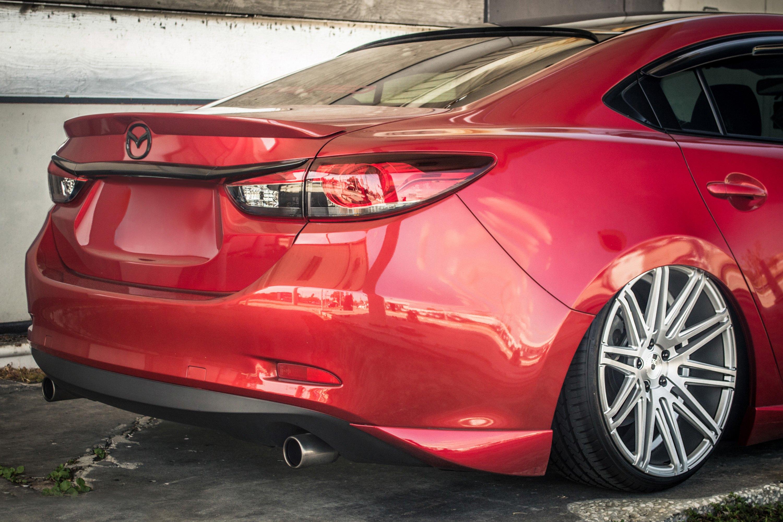 Mazda 6 Bolt Pattern Best Design Inspiration
