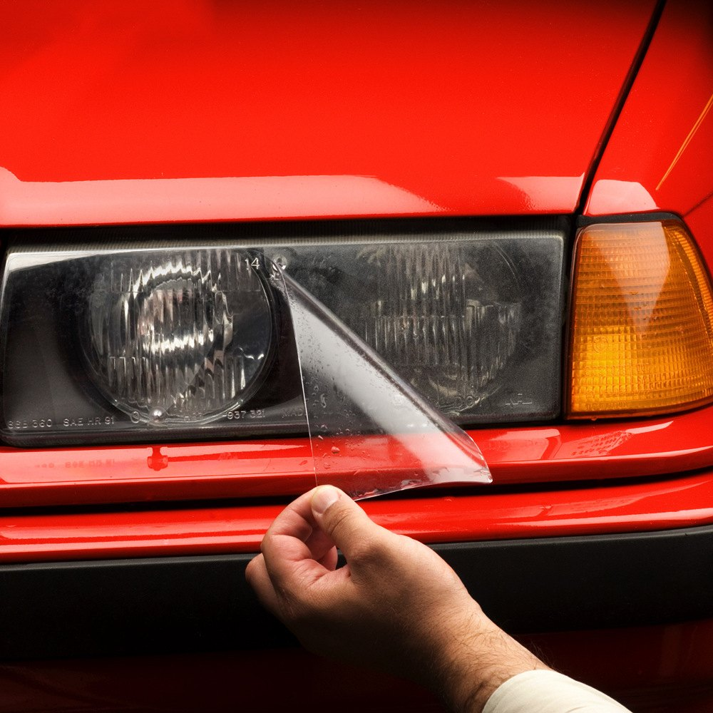 XPEL H0316 Clear Headlamp and Fog Lamp Protection Kit