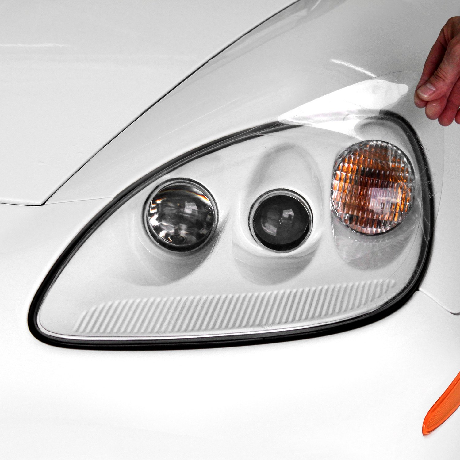 XPEL H0726A Clear Headlamp Protection Kit Weathertech