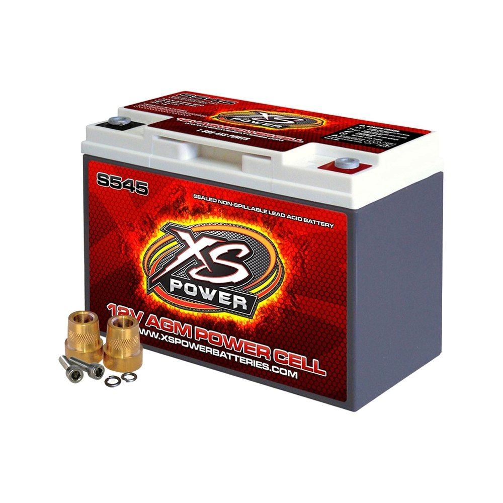 xs power s545 s series agm battery. Black Bedroom Furniture Sets. Home Design Ideas