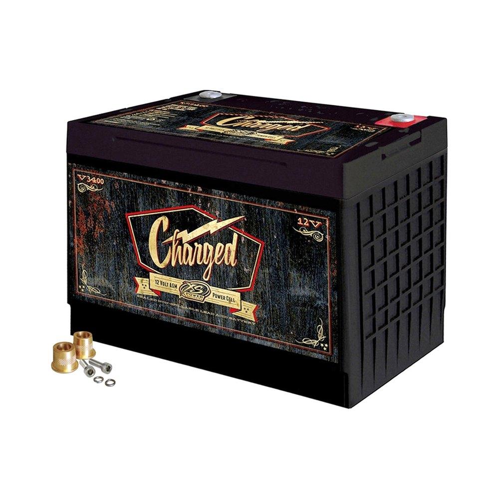 xs power v3400 vintage series agm battery. Black Bedroom Furniture Sets. Home Design Ideas