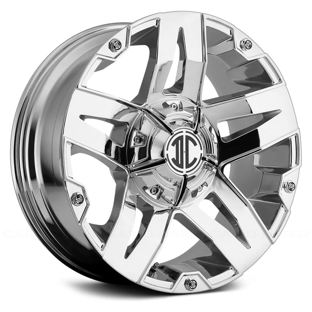 XTREME® NX-5 Wheels - Chrome Rims