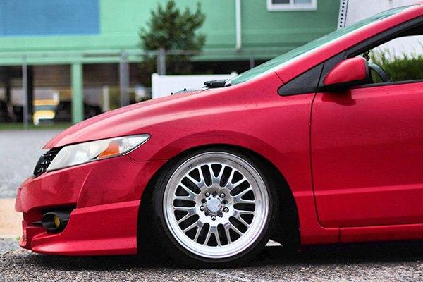 XXR Wheels 15x8 (+0, 4x114.3, 73.1) Rims Set of 4 ... Xxr 531 Platinum Mustang