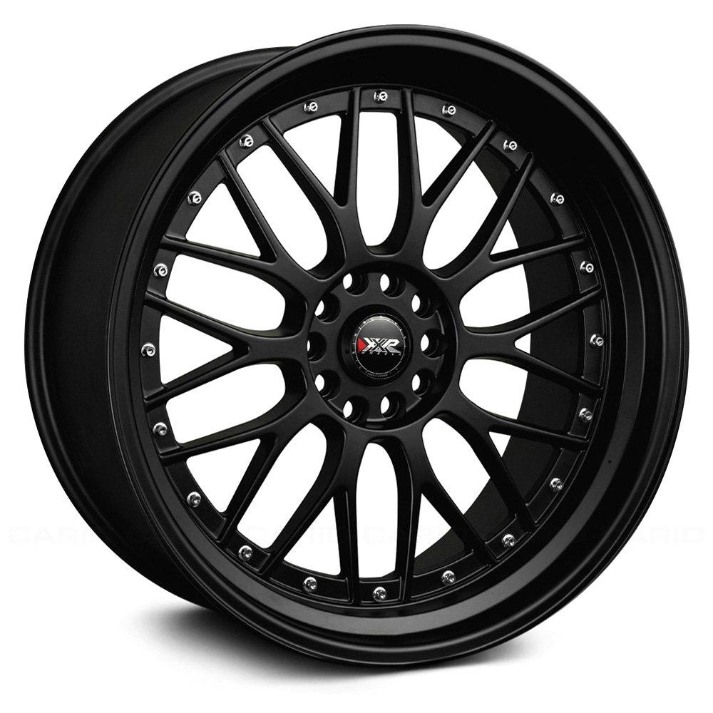 XXR® - 521 Flat Black