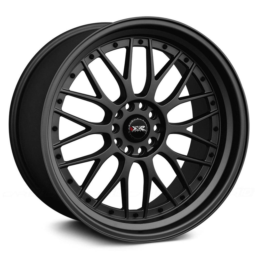 Hyundai Veloster Tires >> XXR® 521 Wheels - Flat Gunmetal Rims