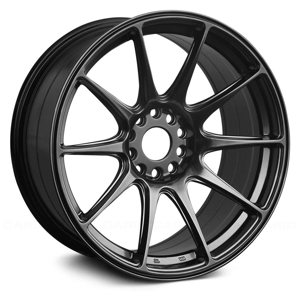 Xxr 174 527 Wheels Chromium Black Rims