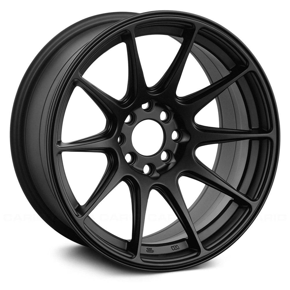 XXR® - 527 Flat Black