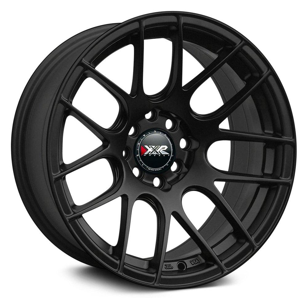 Xxr 174 530 Wheels Flat Black Rims