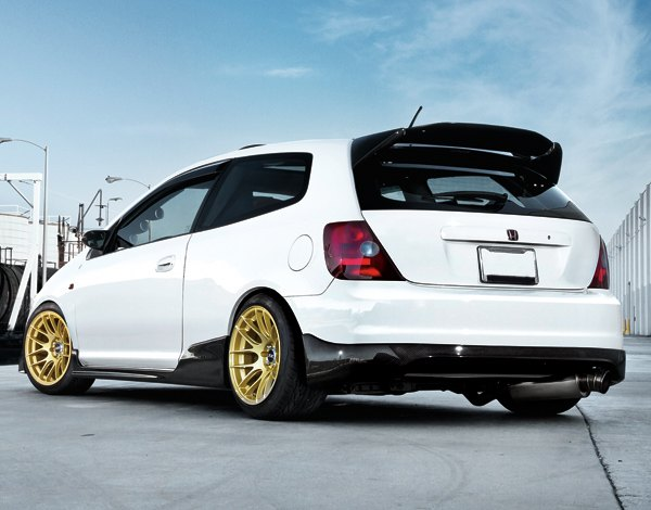 Gallery xxr 530 gold civic for Gold honda civic