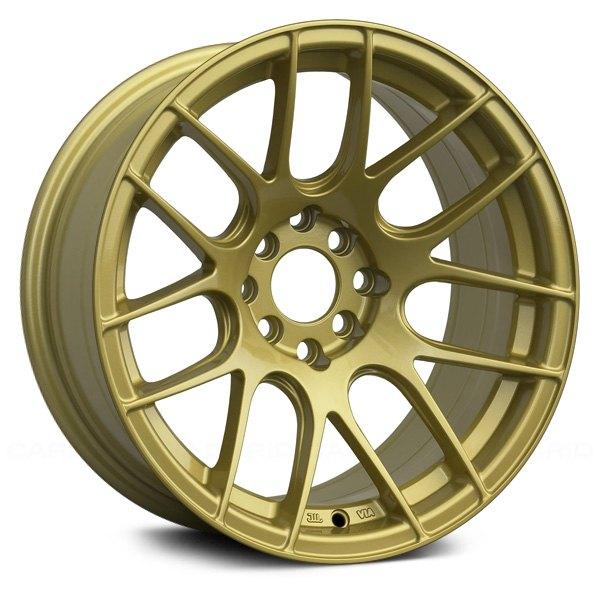 Xxr 174 530 Wheels Gold Rims
