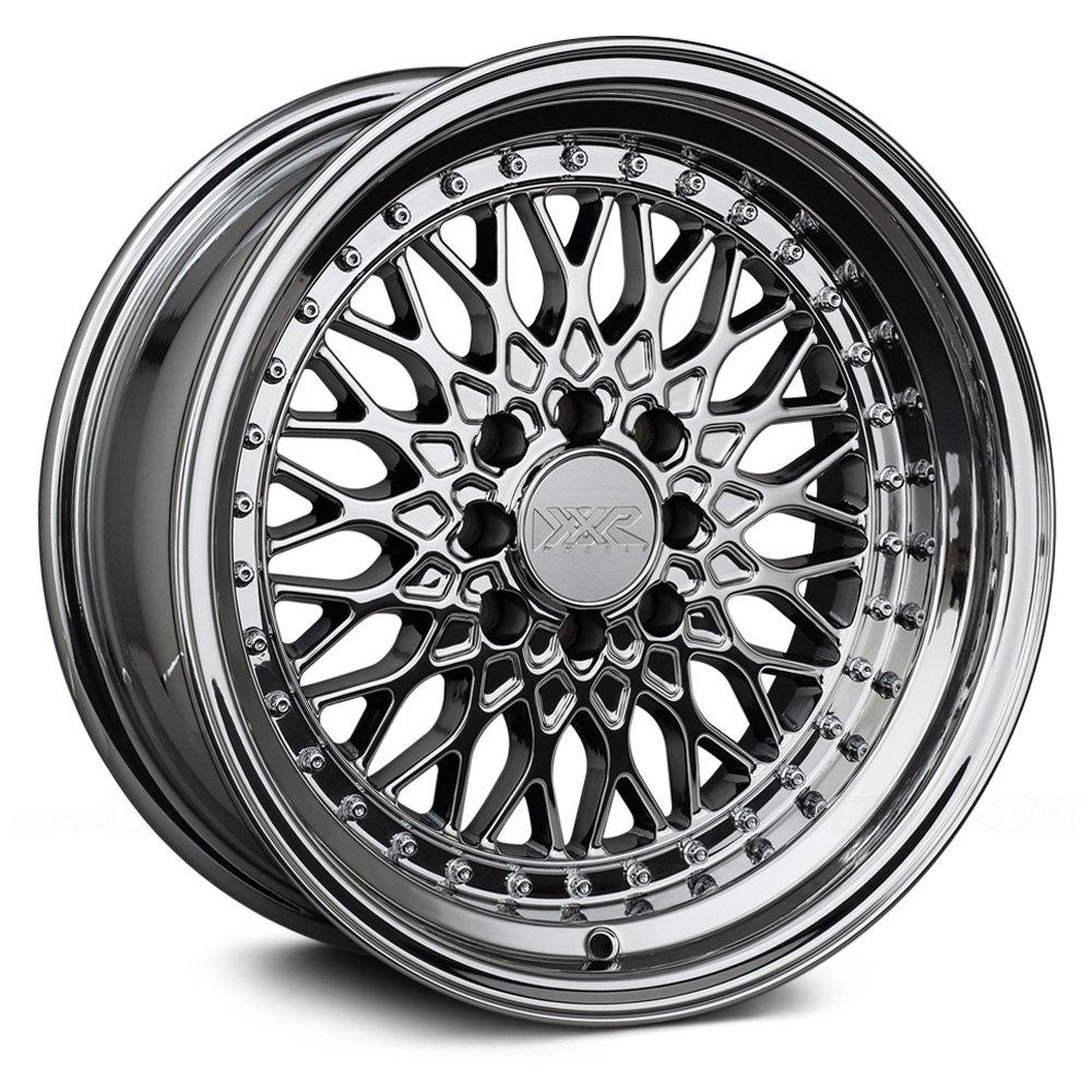 Pratnumz Platinum: XXR® 536 Wheels