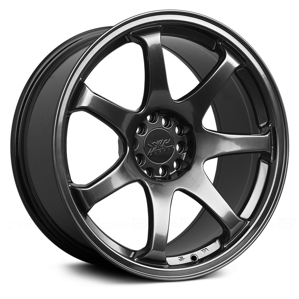 Xxr 174 551 Wheels Chromium Black Rims