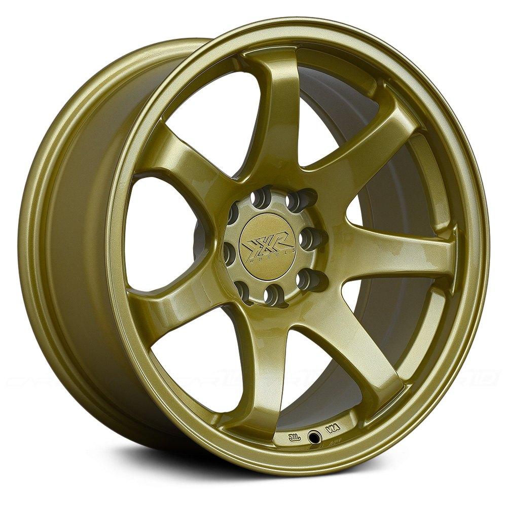 Xxr 174 551 Wheels Gold Rims