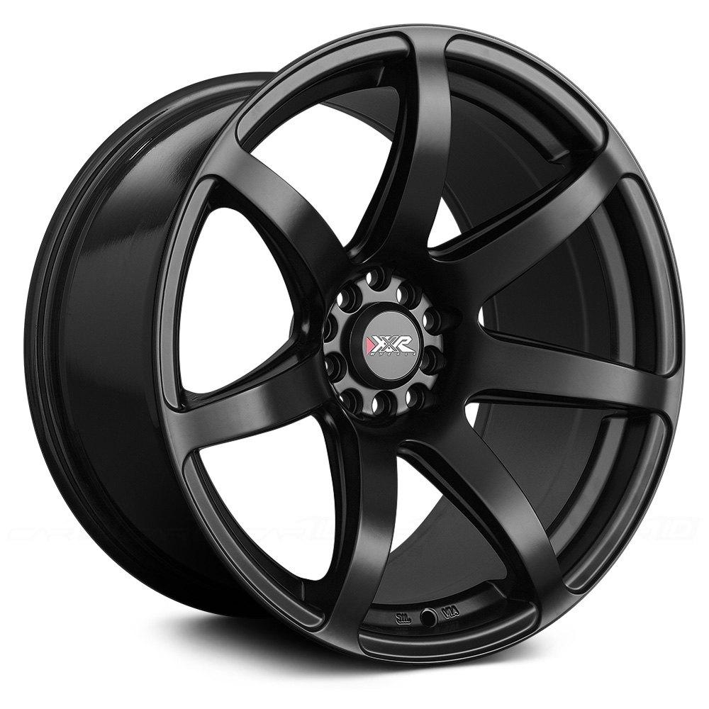 Xxr 174 560 Wheels Flat Black Rims