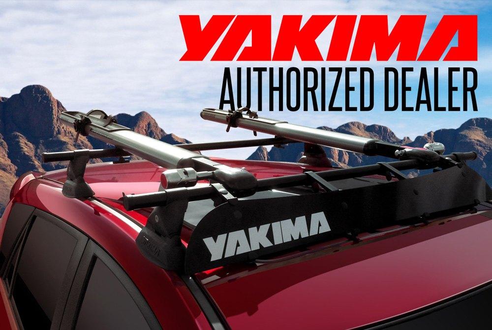 Yakima 174 Chevy Impala Naked Roof 2014 Sidewinder Roof