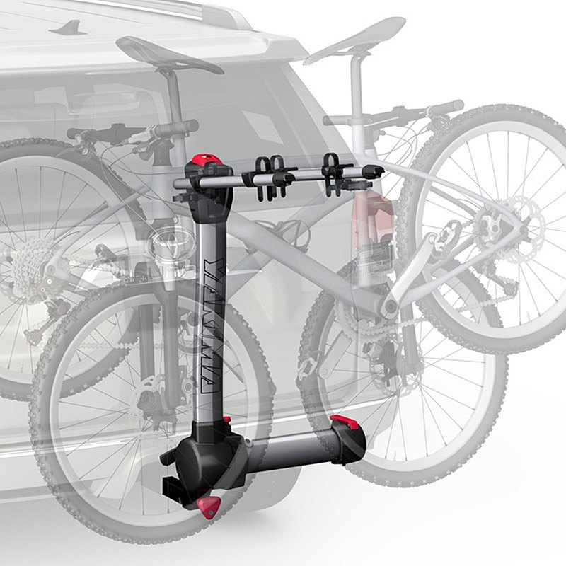 Yakima 8002464 Swingdaddy Hitch Mount Bike Rack 4 Bike Fits 2