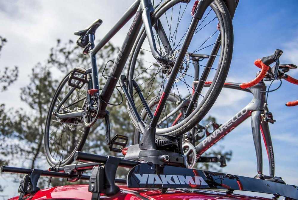 yakima bike racks for trucks