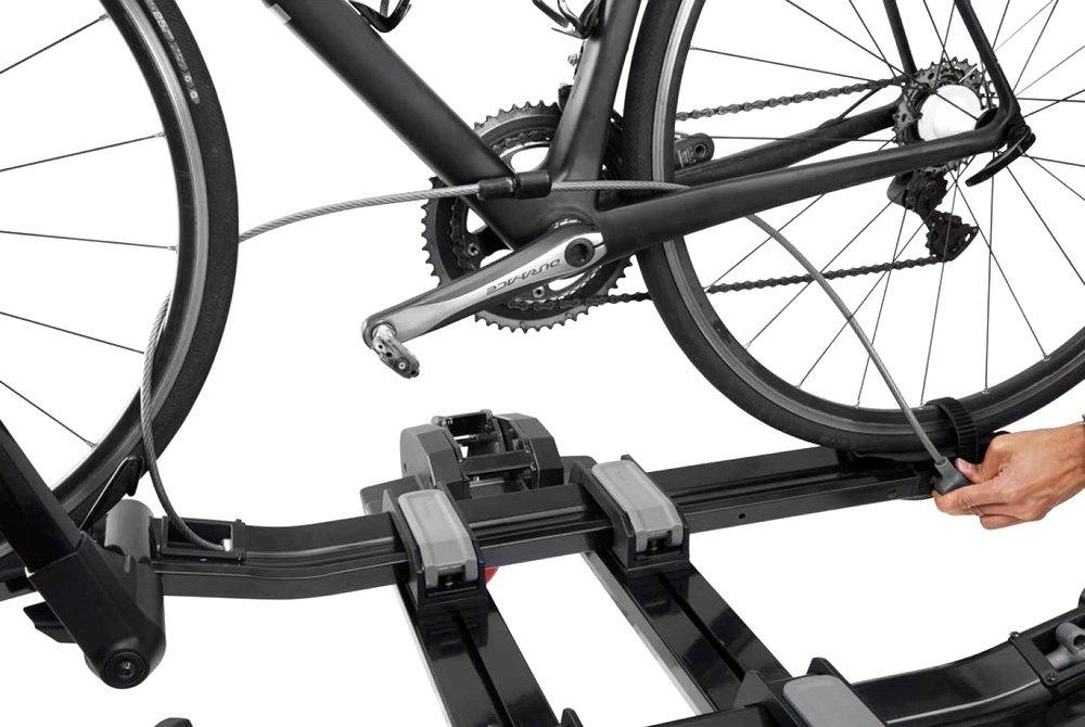 Yakima 8002473 Dr Tray Hitch Mount Bike Rack 2 Bike Fits 2