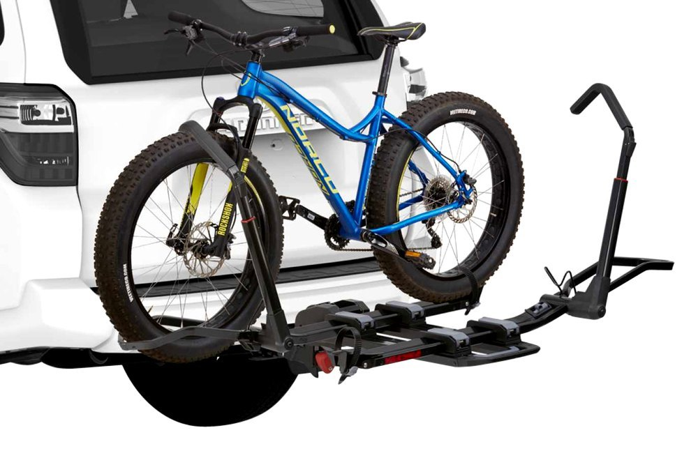 Receiver Hitch Bike Rack >> Yakima 8002474 Dr Tray Hitch Mount Bike Rack 2 Bike Fits 1 1 4