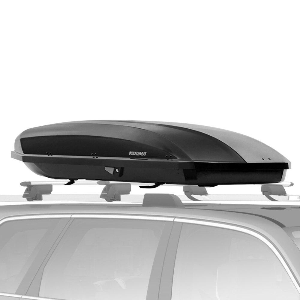 Yakima showcase roof cargo box