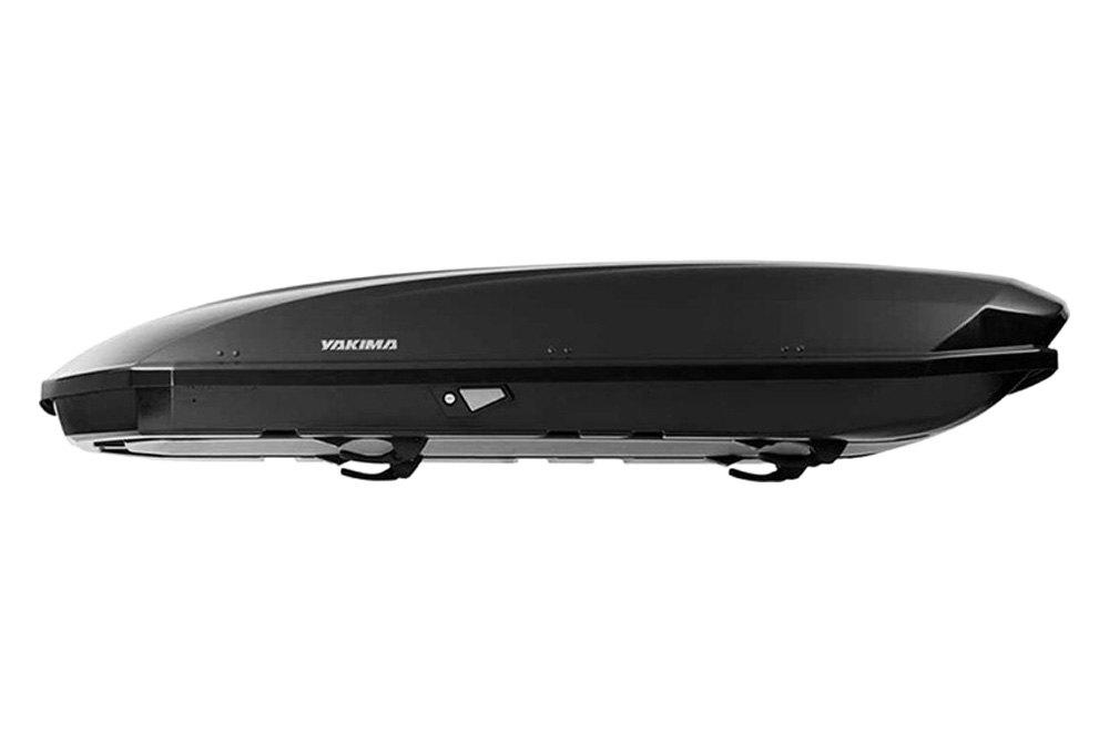 yakima ford explorer 2017 showcase roof cargo box. Black Bedroom Furniture Sets. Home Design Ideas