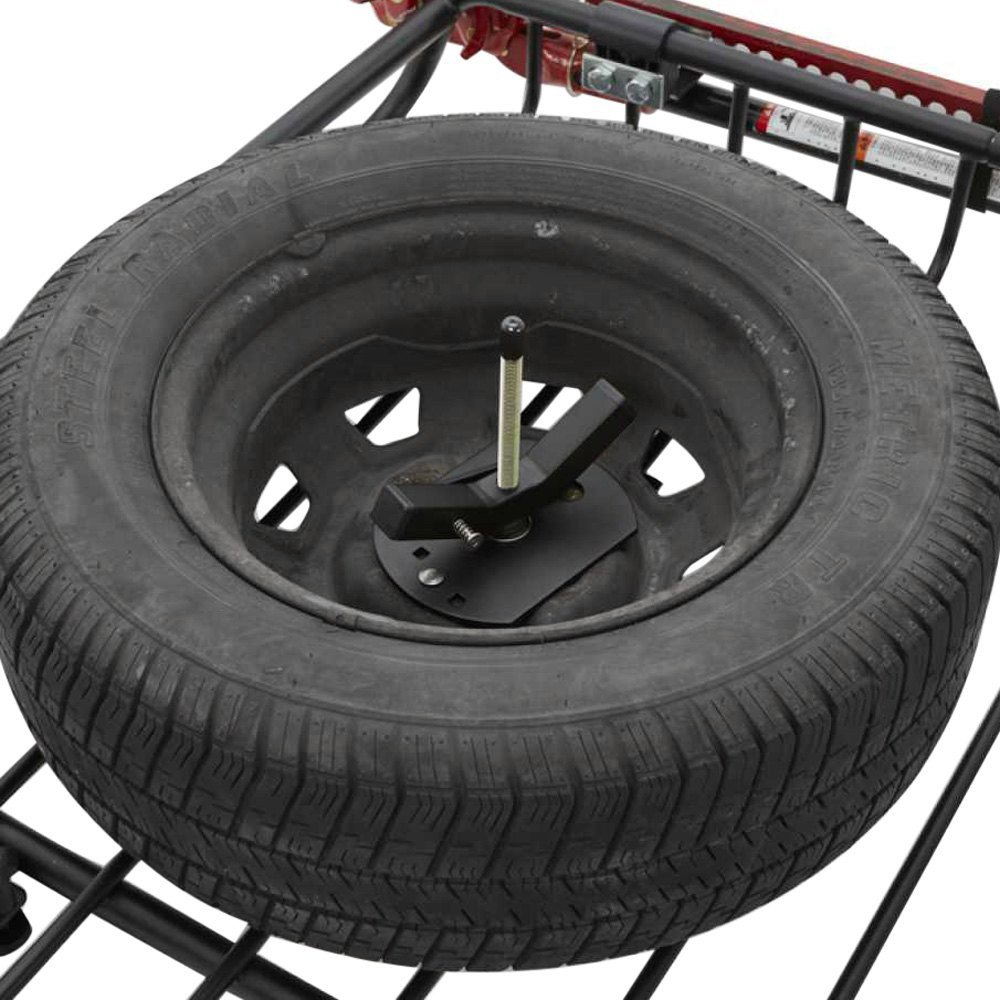 Yakima® 8007076 - Spare Tire Carrier