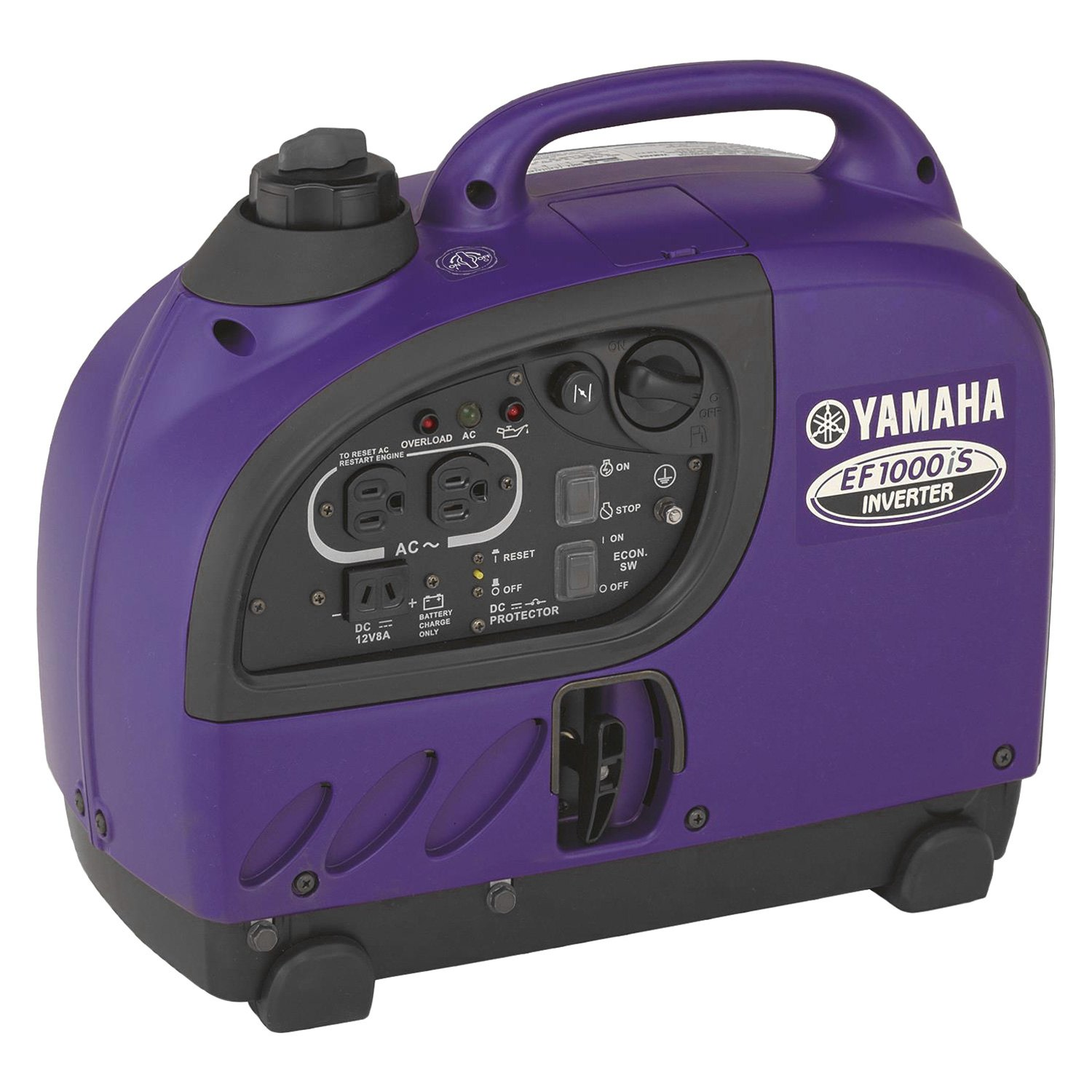 Yamaha ef1000is 1000w inverter generator for Yamaha generator ef1000is