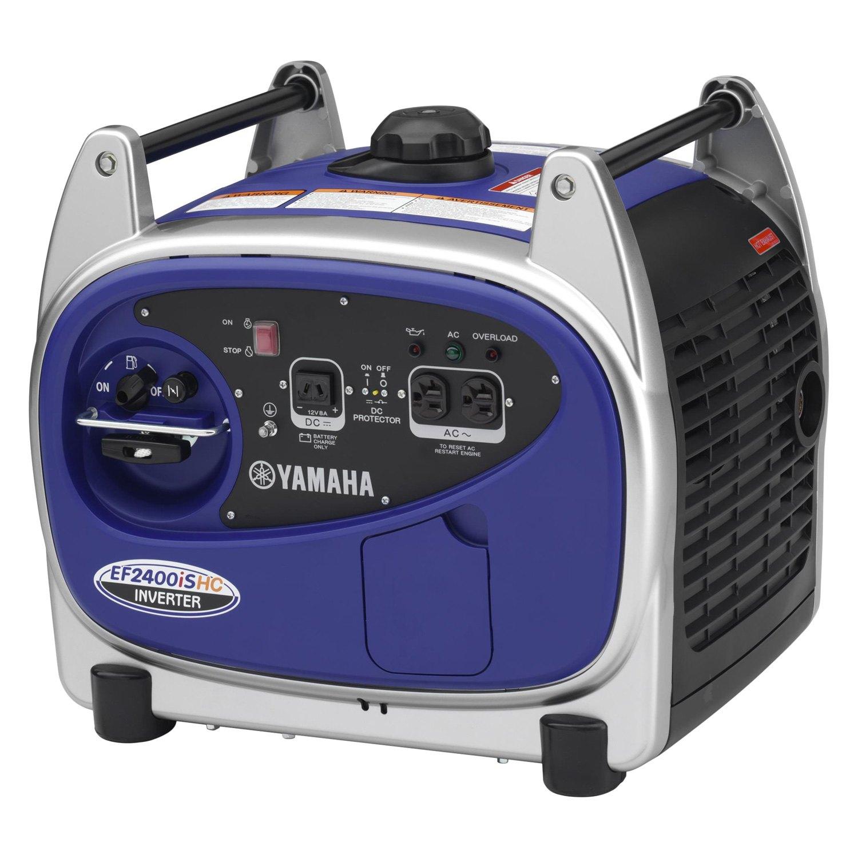 Yamaha ef2400ishc 2400w inverter generator for Yamaha ef2400ishc generator
