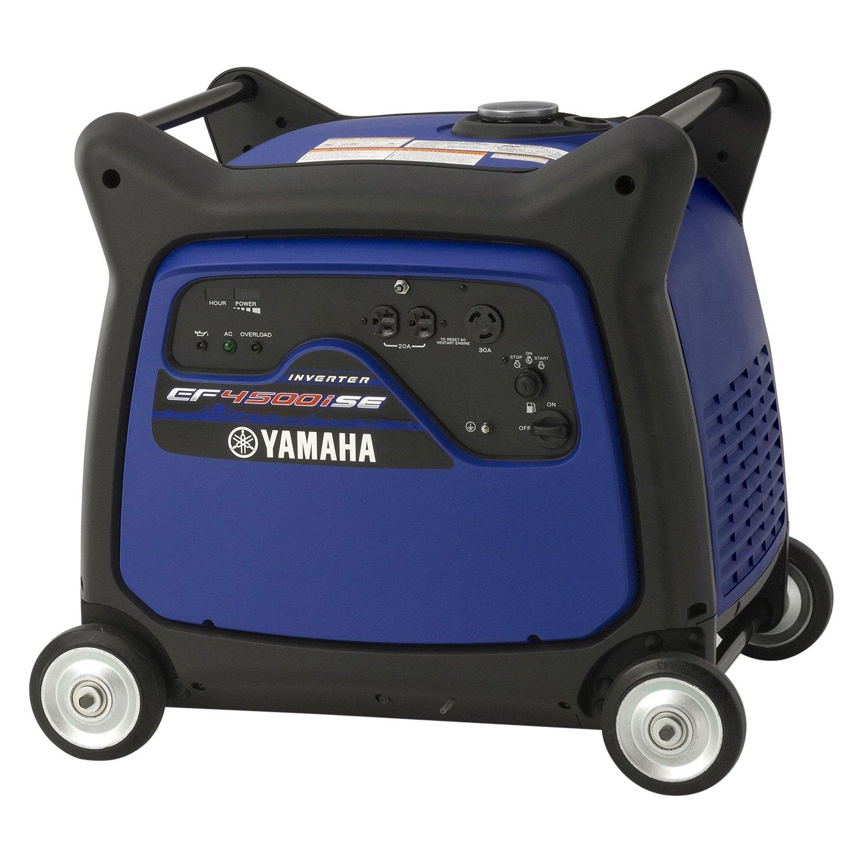 Yamaha ef4500ise 4500w inverter generator for Yamaha inverter generator 4500
