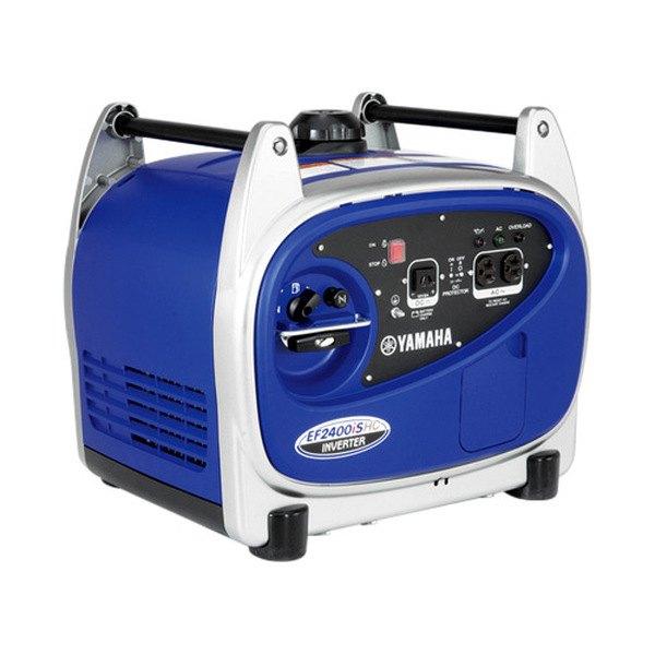 Yamaha ef2400ishc inverter series 2400w generator for Yamaha ef2400ishc generator