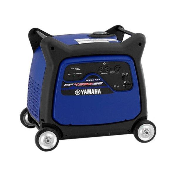 yamaha ef4500ise inverter series 4500w generator