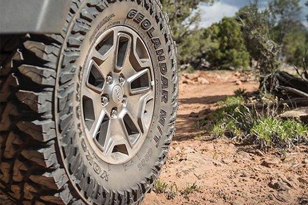 YOKOHAMA® GEOLANDAR M/T G003 Tires