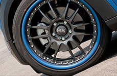 YOKOHAMA® - Advan Sport Tires on Mini Countryman