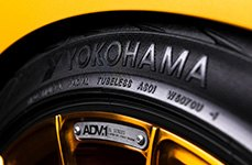 YOKOHAMA® - S.Drive Tires on Ford Focus
