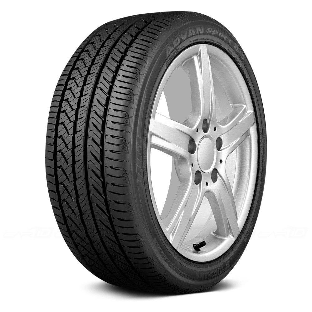 Yokohama 174 Advan Sport A S Tires