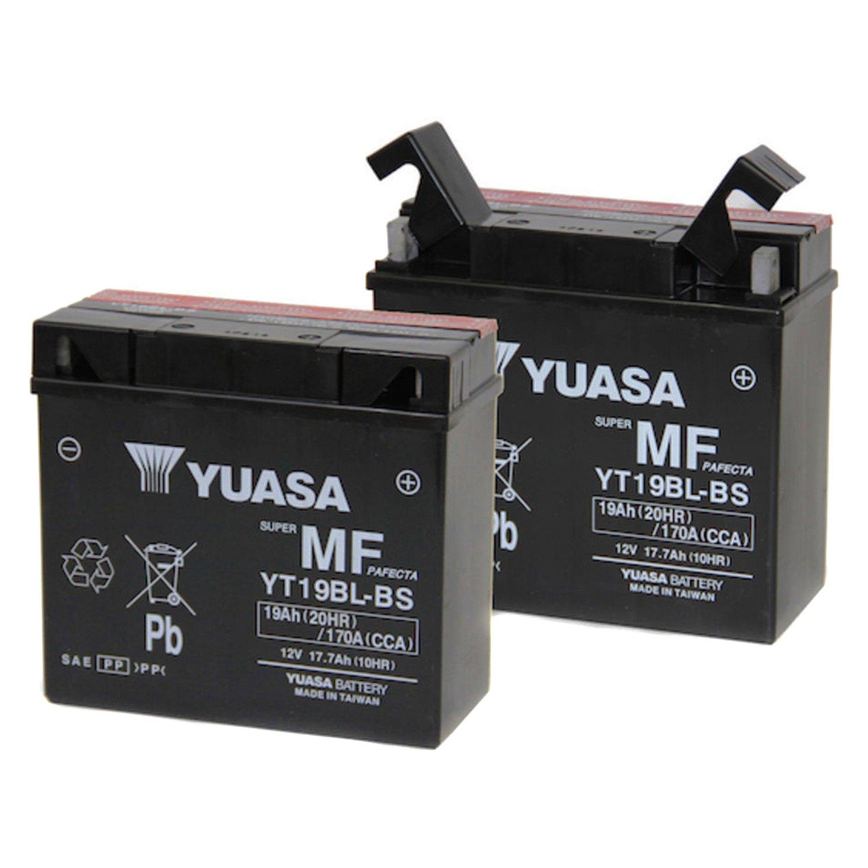 BMW K1200RS 1200 CC 2005 AGM 12 Volt Battery