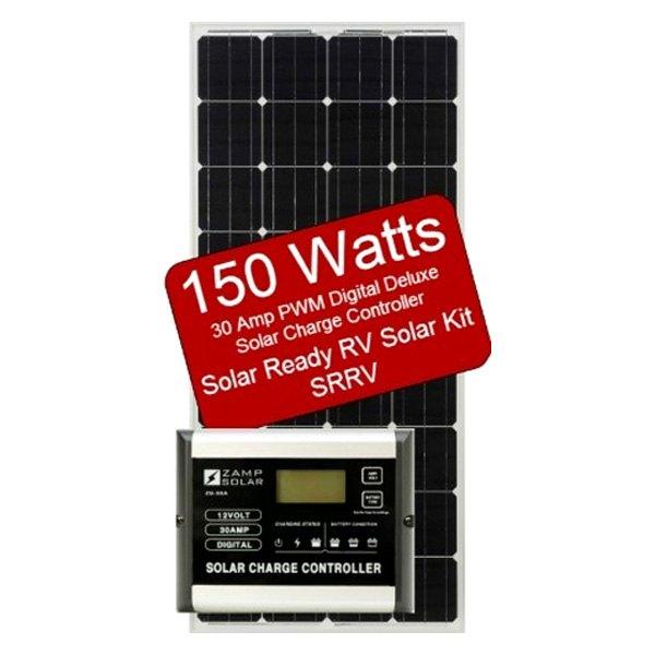 Zamp Solar 174 Solar Rv Ready Kit Toolsid Com