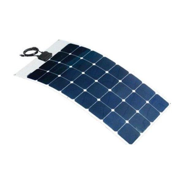 Zamp Solar 174 Deluxe Hardwired Solar Rv Kit Toolsid Com