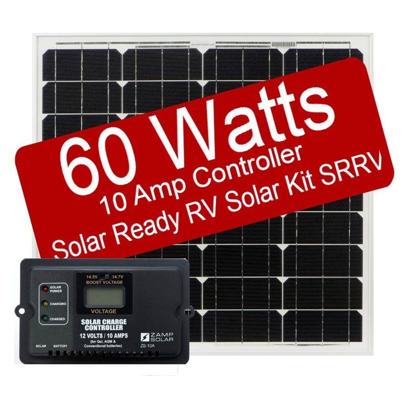 Zamp Solar 174 Solar Rv Ready Kit Toolsid Com