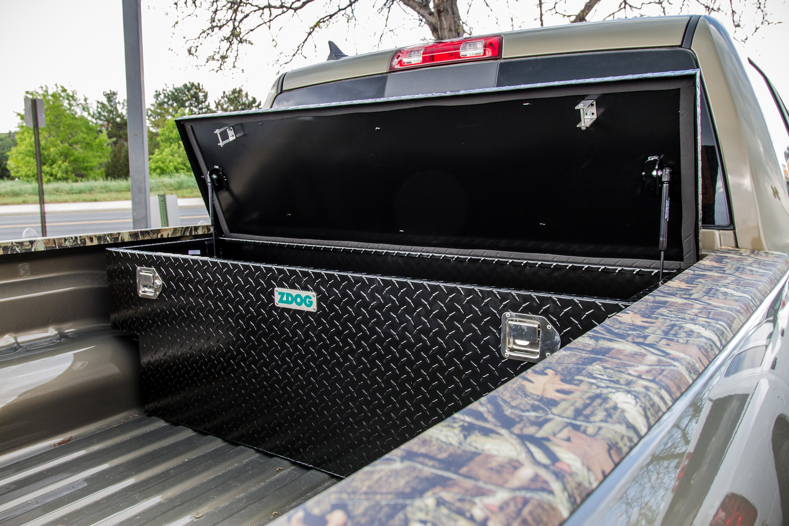 Mounting A Job Box In Truck Bed Gelomanias