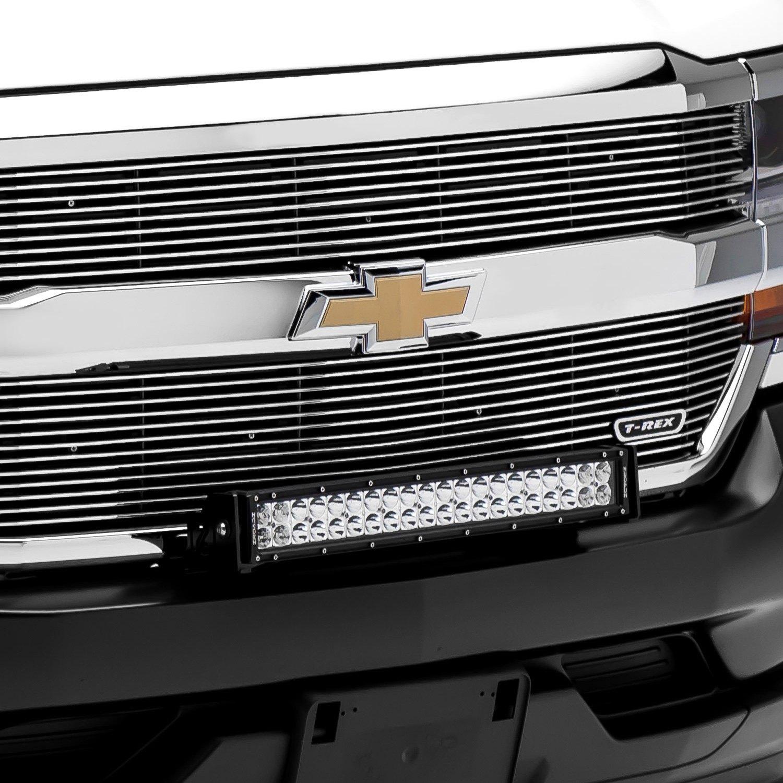 Zroadz® - Chevy Silverado 2016 Bumper Mounted LED Light Bar