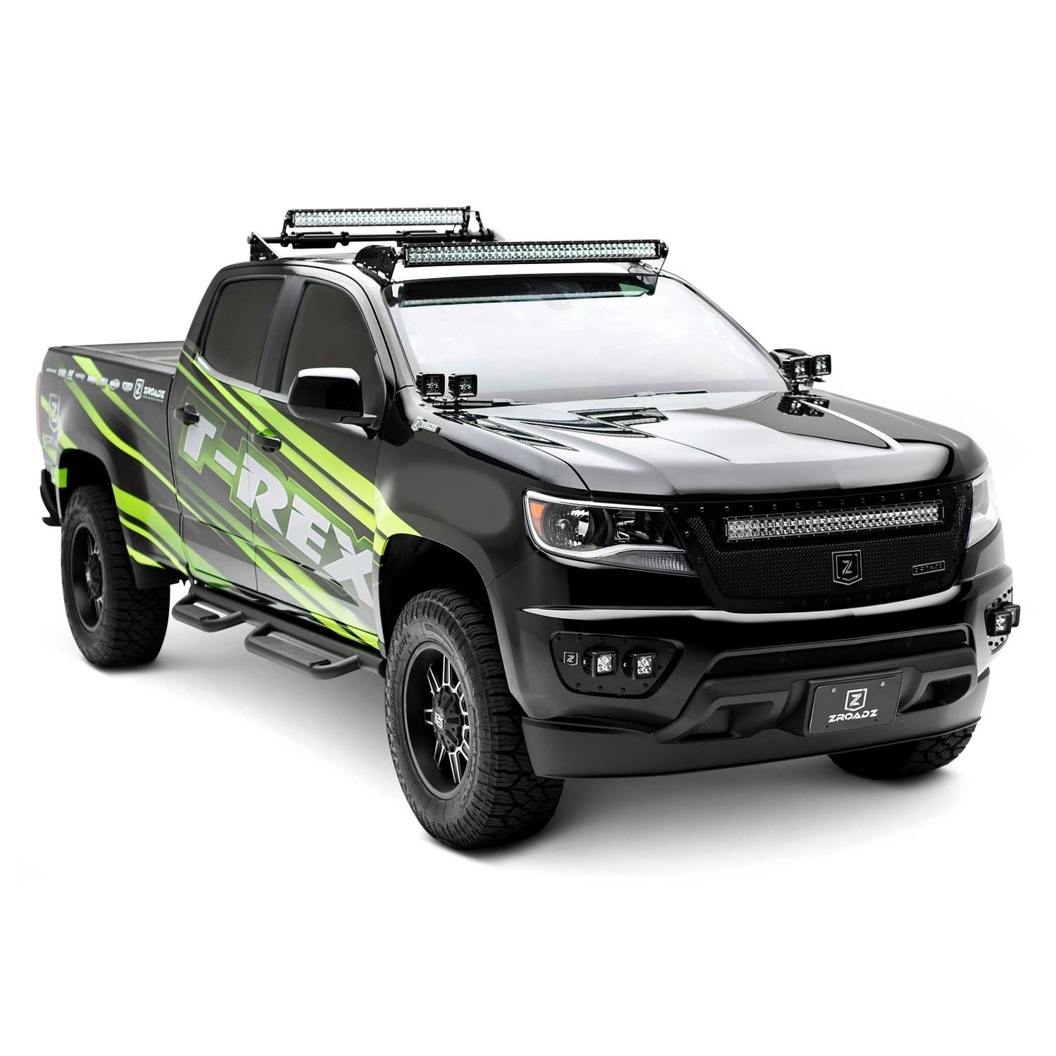 chevy colorado bumper